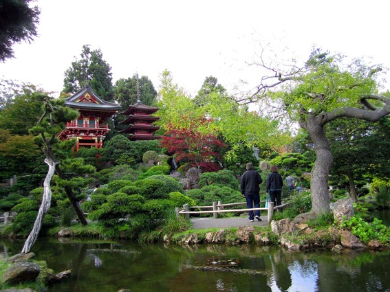 The big voyage blog archive golden gate bridge et for Jardin japonais le havre